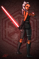 8 of 15 - Ahsoka Tano by SmacksArt