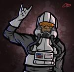Clone pilot by SmacksArt