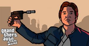 GTA: Star Wars - Han Solo