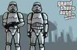 GTA: Star Wars - Stormtroopers