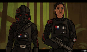 Special Forces by SmacksArt
