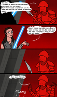 Training - Comic by SmacksArt