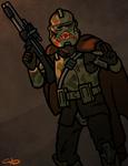 Swamp clone veteran - Commission