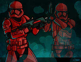 Sith Troopers (First Order)
