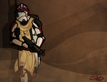 Commander Krieg