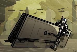 Core Worlds Patrol Trooper