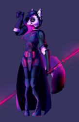 [Commission] You go SpaceGirl !