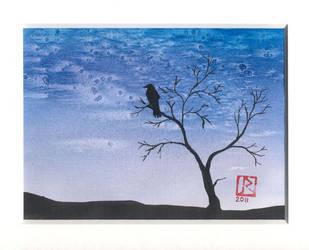 One Crow Tree