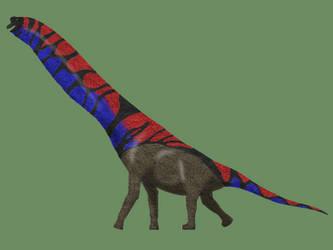 Brachiosaurus by TheDilophoraptor