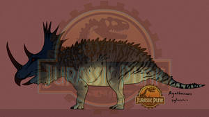 Jurassic Punk Agathaumas Concept Art