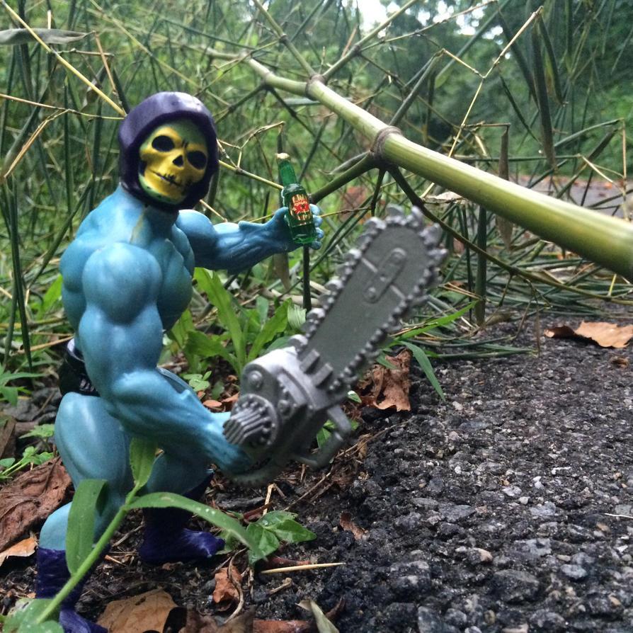 Snake mountain chainsaw massacre  by J-Austin