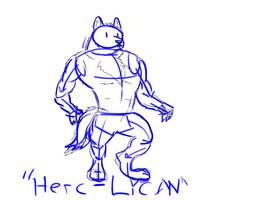Herc-Lycan sketch