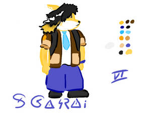 My character!