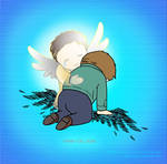 SPN- I Was Here by Oasis-sky