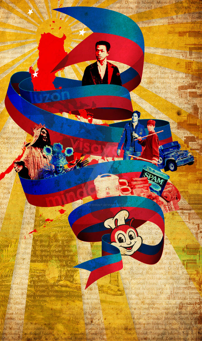 Filipino Collage