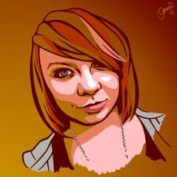 Amy by hextupleyoodot