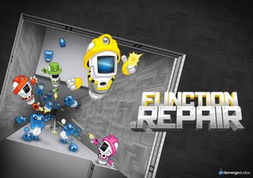 function.repair Promotional Wallpaper by hextupleyoodot
