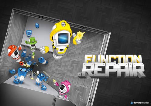 function.repair Promotional Wallpaper