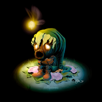 Terrible Fate (Deku Link)