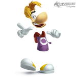 Rayman Smashified (original, transparent)