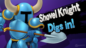 Shovel Knight Digs In!