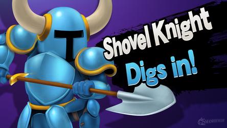 Shovel Knight Digs In! by hextupleyoodot