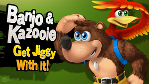 Banjo and Kazooie Get Jiggy With It