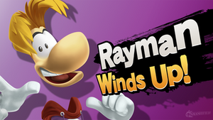 Rayman Winds Up