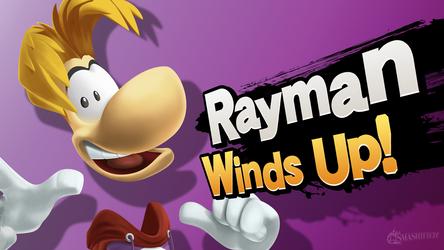 Rayman Winds Up by hextupleyoodot
