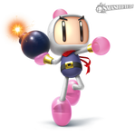 Bomberman Smashified Transparent