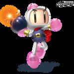 Bomberman Smashified Transparent