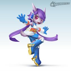 Lilac Smashified! by hextupleyoodot