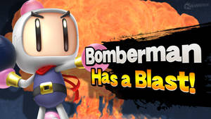 Bomberman Has a Blast!