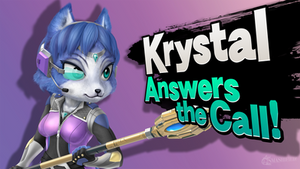 Krystal Answers the Call! by hextupleyoodot