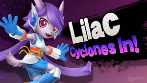 Lilac Cyclones In!
