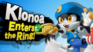 Klonoa Enters the Ring!