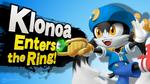 Klonoa Enters the Ring!