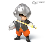 Masked Man Smashified (transparent)