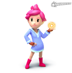 Kumatora Smashified (transparent)