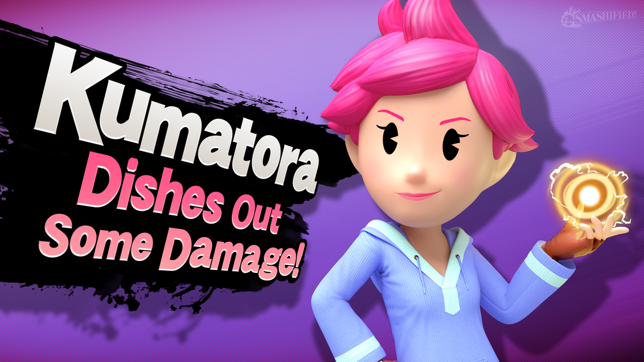 Kumatora Dishes Out Some Damage by hextupleyoodot