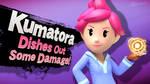 Kumatora Dishes Out Some Damage by hextupleyoodot