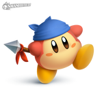 Waddle Dee Smashified (transparent)