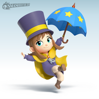 Hat Kid Smashified