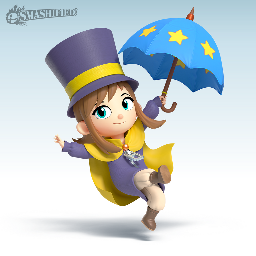 A hat in time seal the deal smug dance