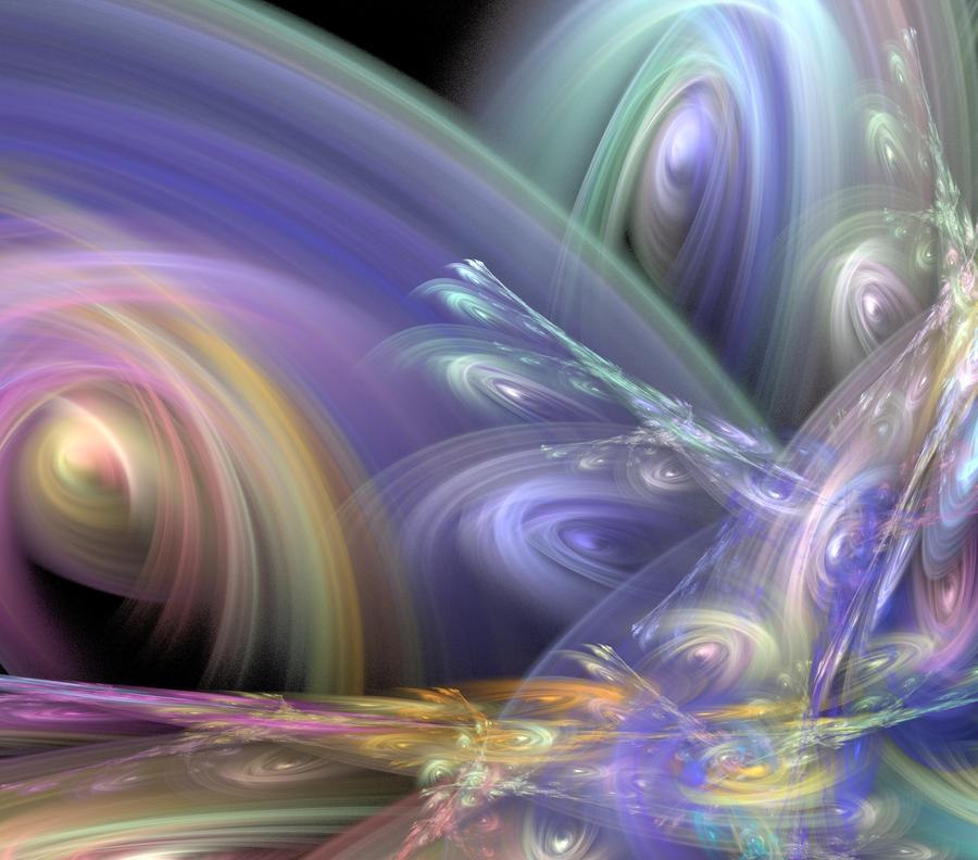 Lavenders Blue by timemit