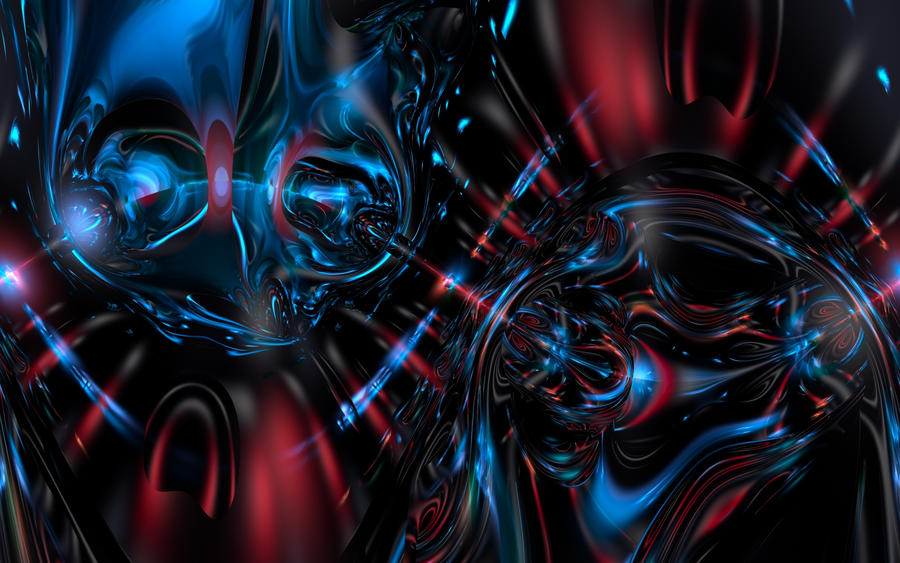 Alien Dreams by timemit