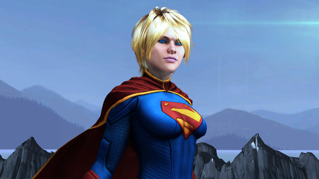 Girl of steel (short hair 2) by shrunkenlover