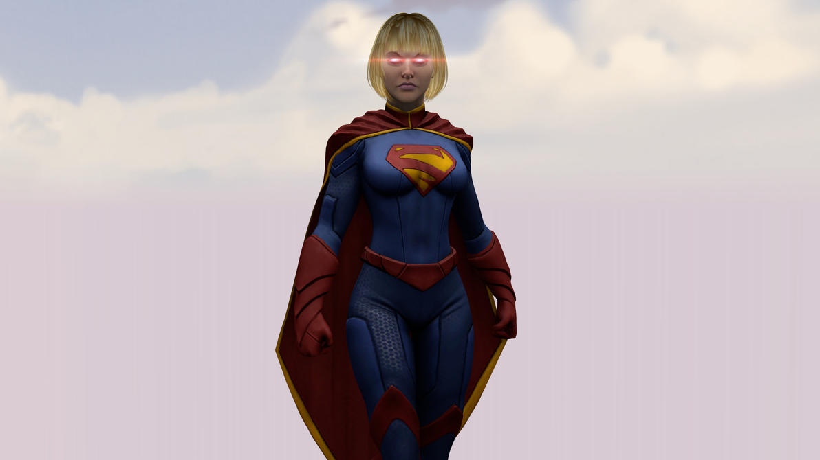 Regime Supergirl by shrunkenlover