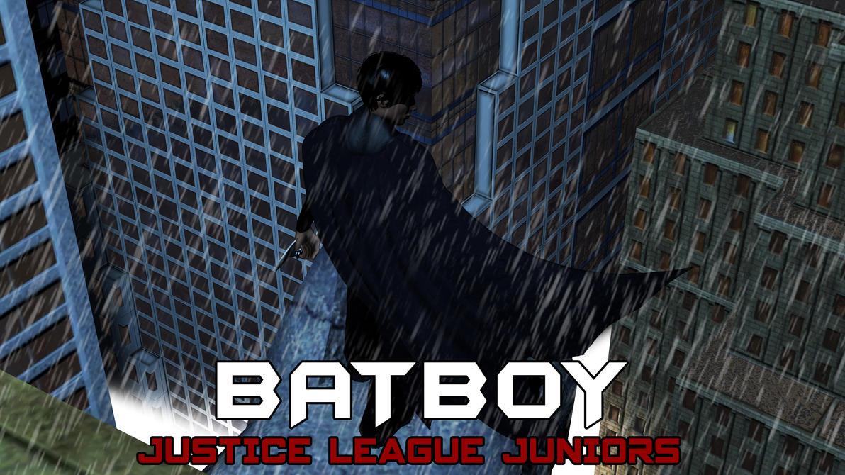 Batboy JLJ by shrunkenlover