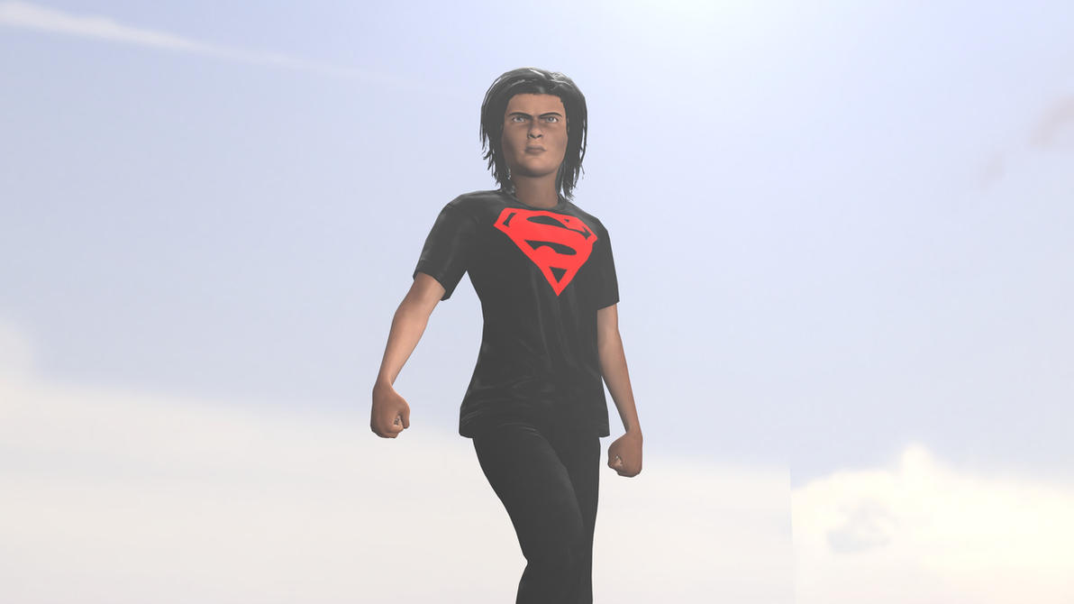 Rise of Superkid by shrunkenlover